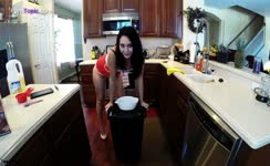 She prepares scat cupcakes