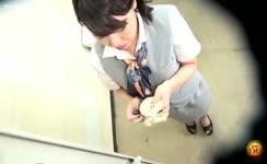 Beautiful japanese maid